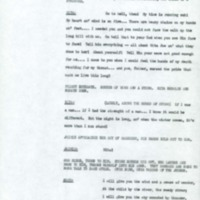 The Ecstasy of Rita Joe: Second Draft [stage play] <br /><br />
